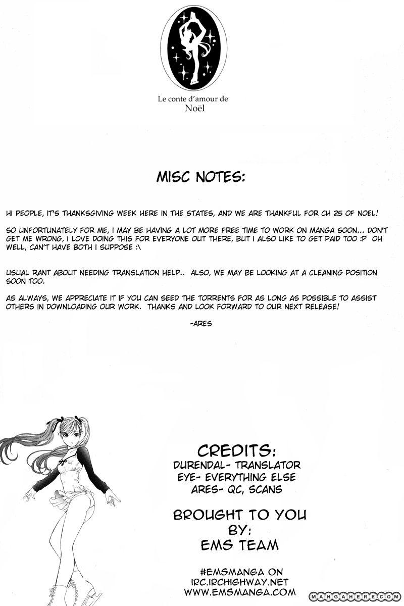 Noel no Kimochi 25 Page 1