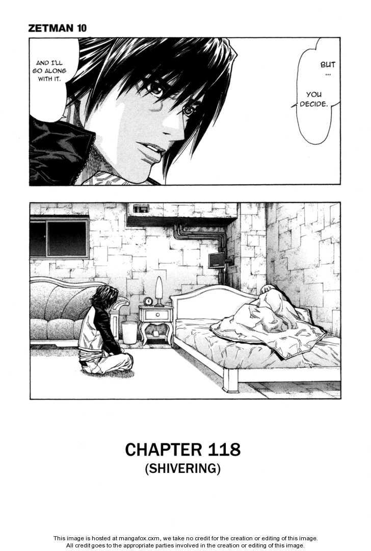 Zetman 118 Page 1