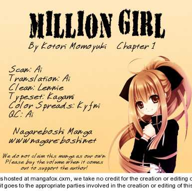 Million Girl 1.2 Page 1