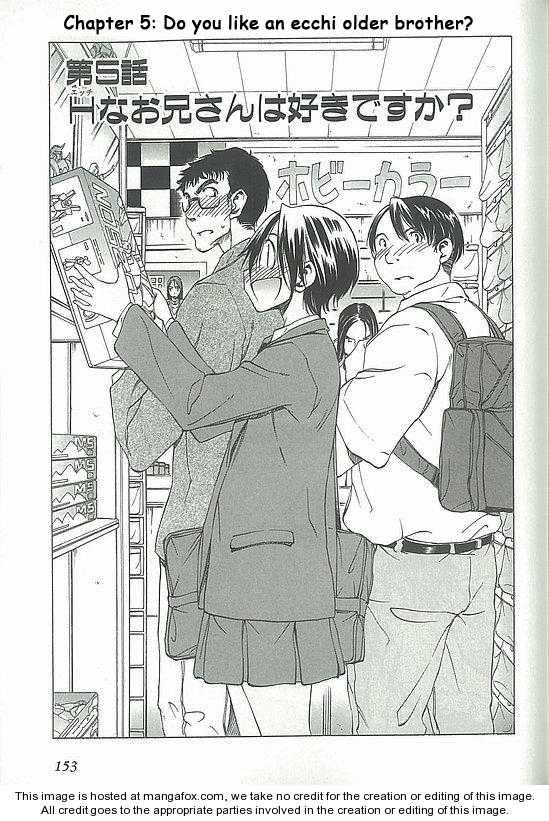 Sekainohate de Aimashou 5 Page 1