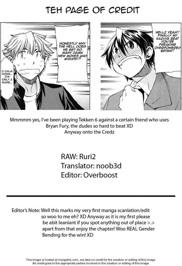 Sekainohate de Aimashou 6 Page 1