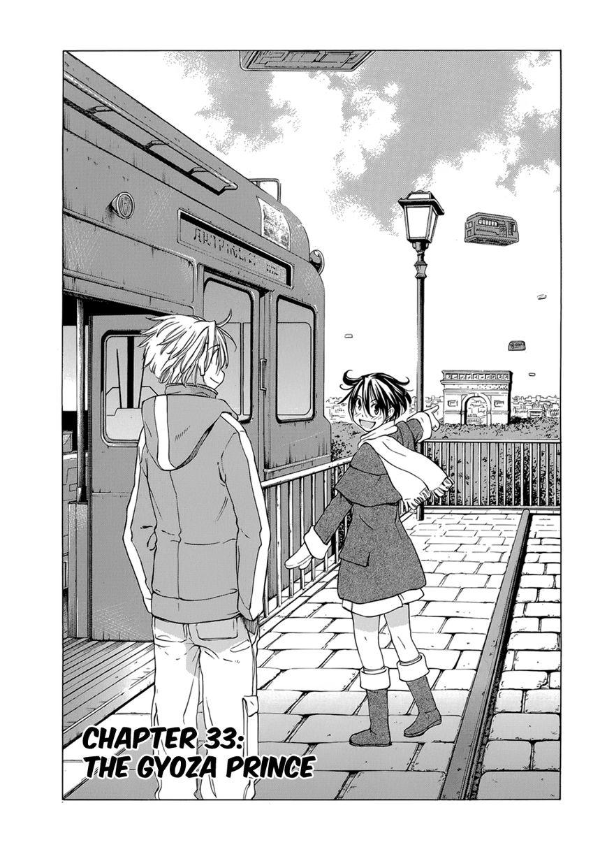Sekainohate de Aimashou 33 Page 2