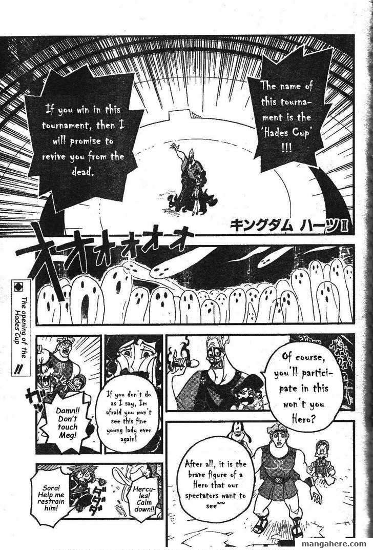 Kingdom Hearts II 25 Page 1