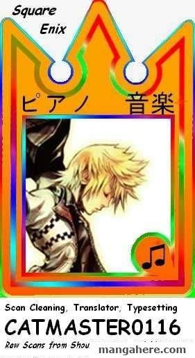 Kingdom Hearts II 27 Page 1