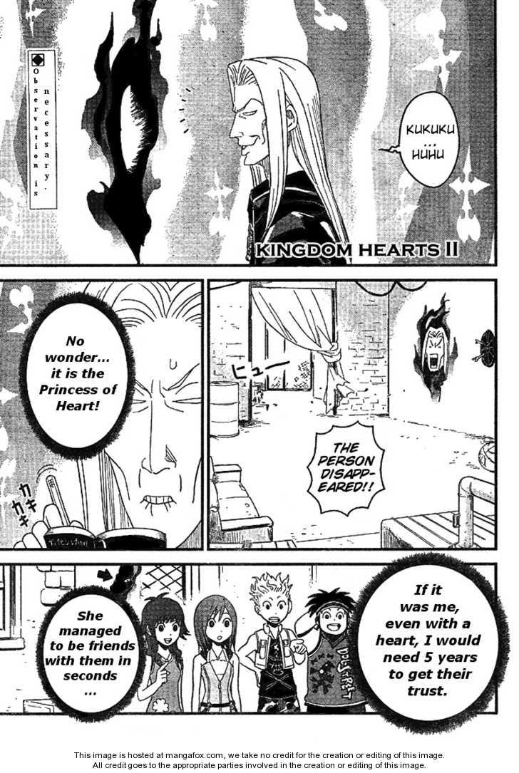 Kingdom Hearts II 34 Page 1
