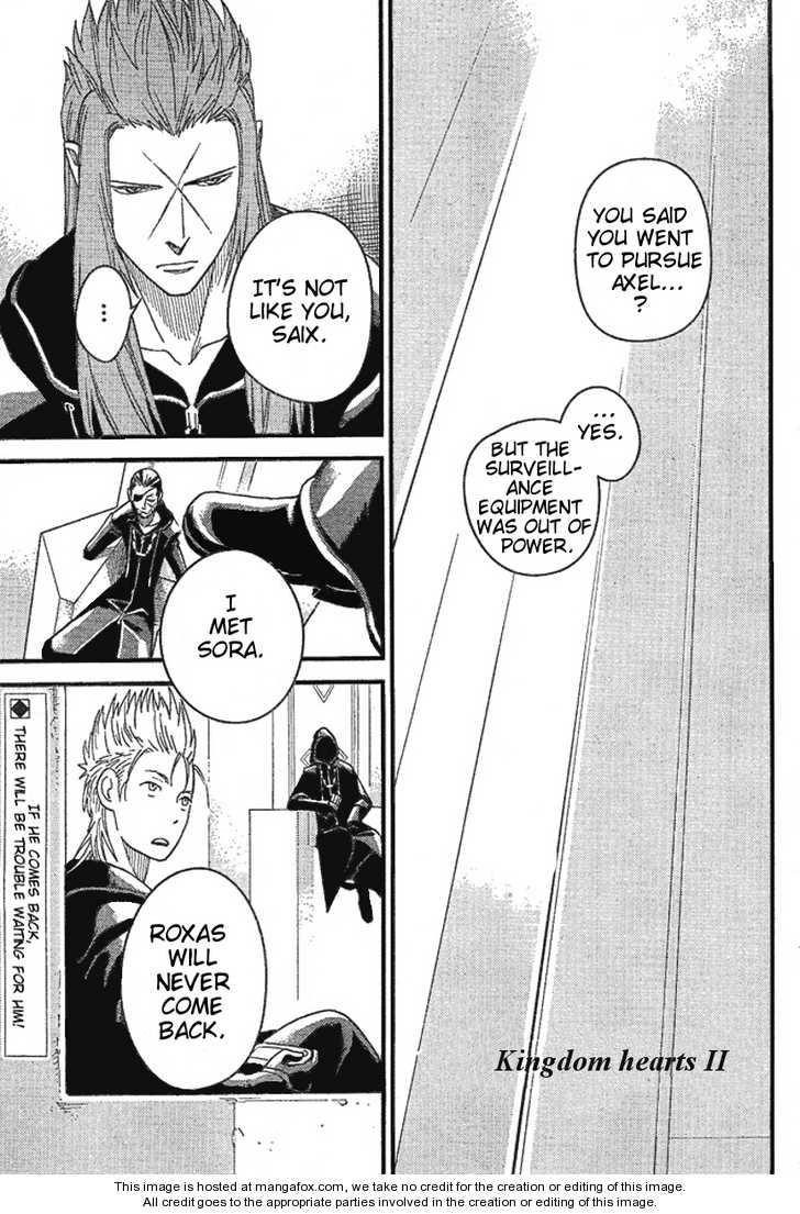Kingdom Hearts II 36 Page 1