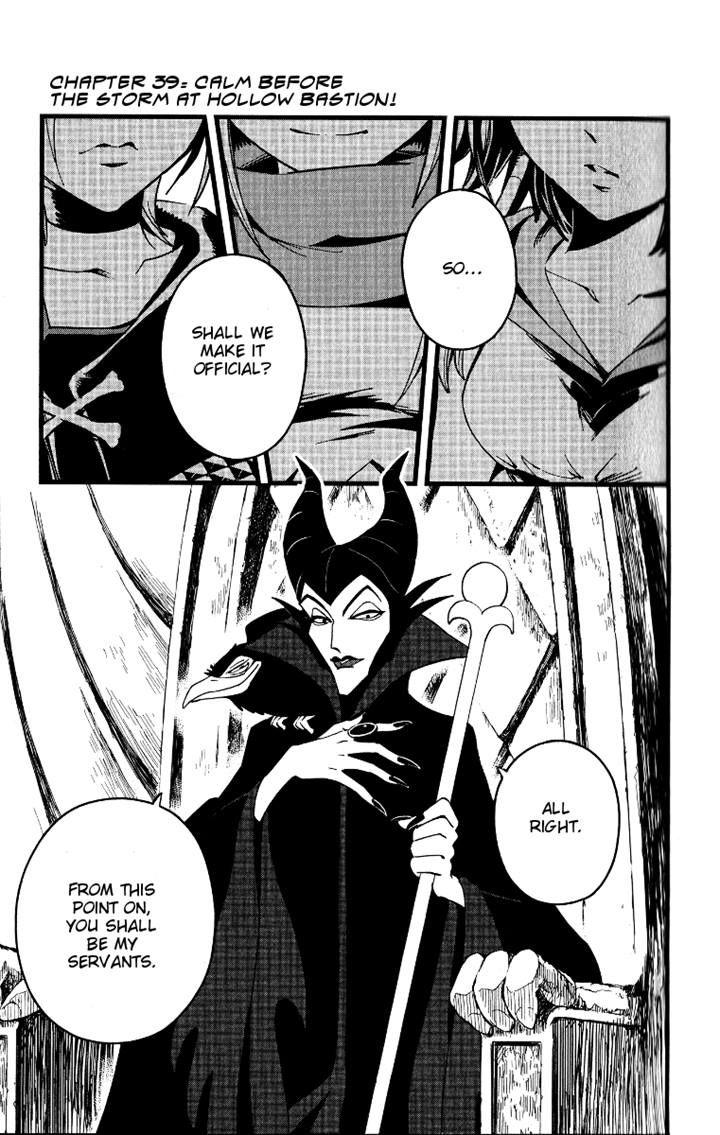Kingdom Hearts II 39 Page 2