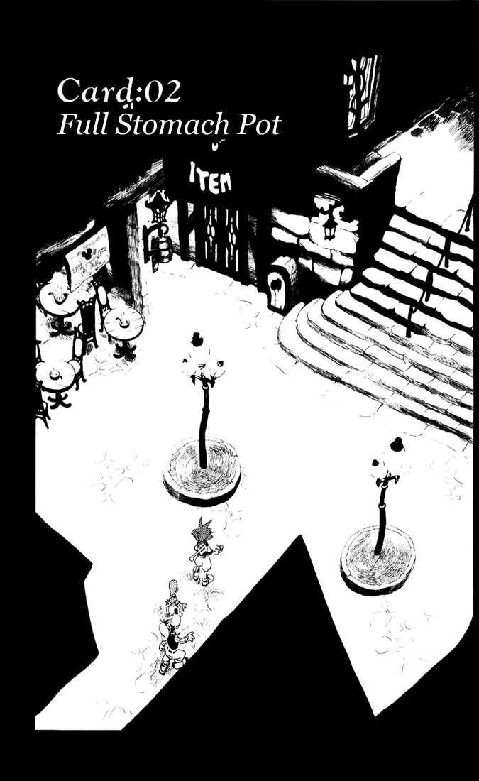 Kingdom Hearts: Chain of Memories 2 Page 2