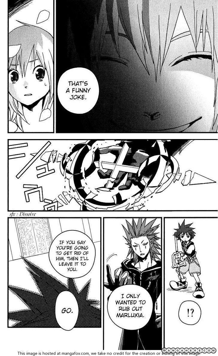 Kingdom Hearts: Chain of Memories 13 Page 2