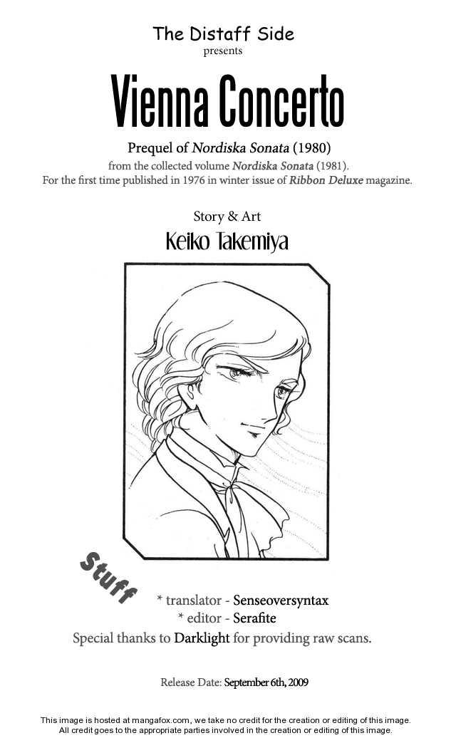 Nordiska Sonata 1 Page 1