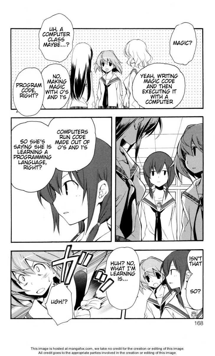 Yokuwakaru Gendai Mahou 8 Page 4