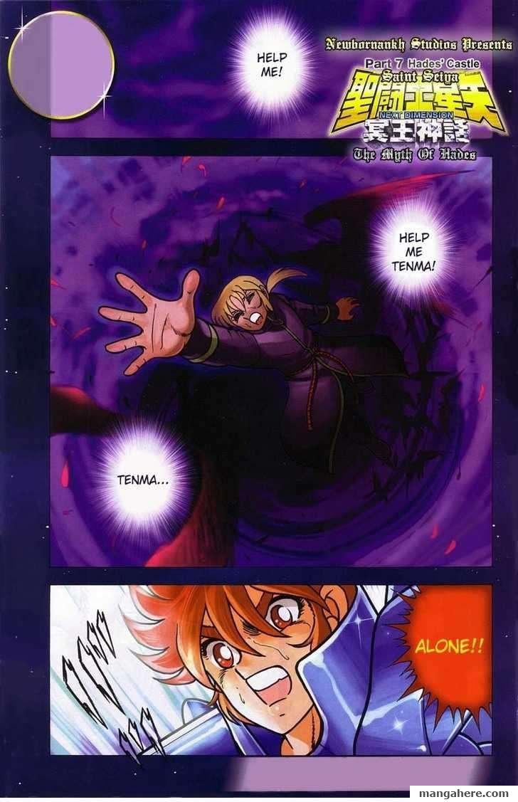 Saint Seiya - Next Dimension 7 Page 2