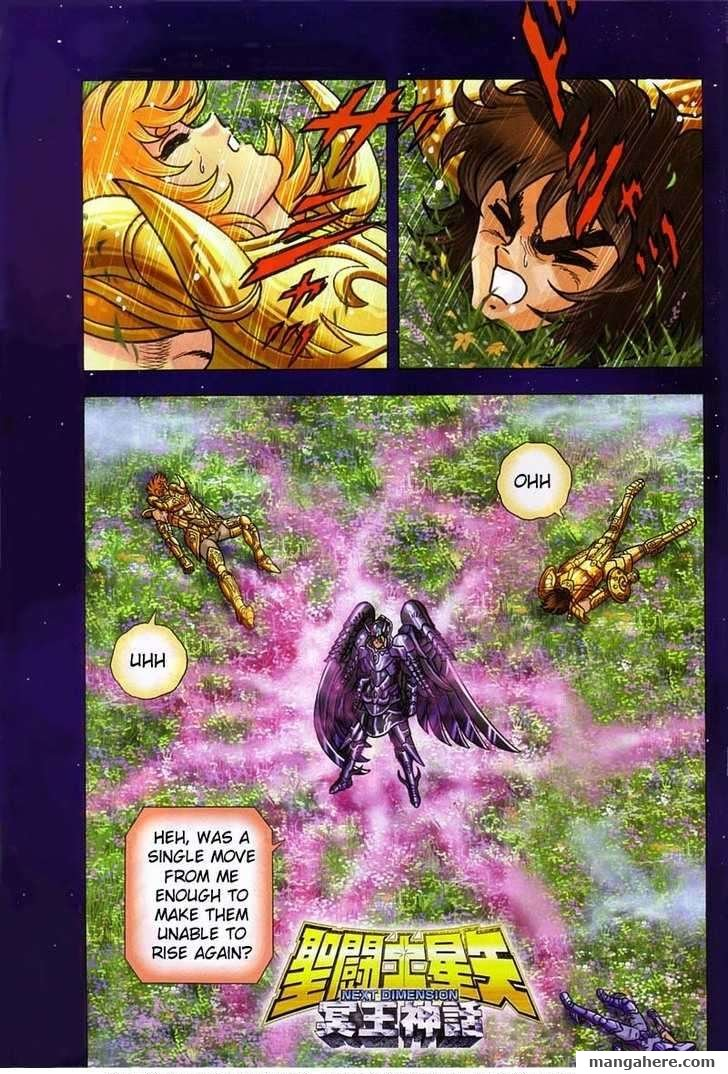 Saint Seiya - Next Dimension 10 Page 2