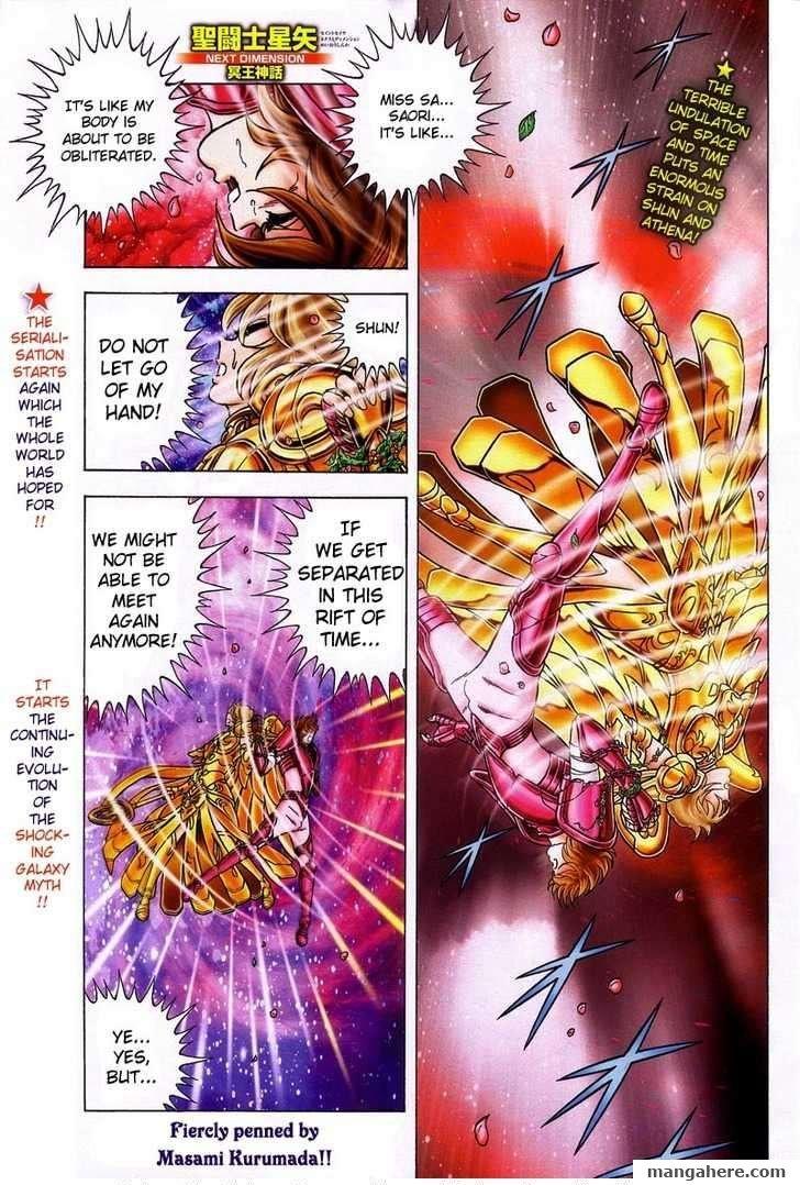 Saint Seiya - Next Dimension 20 Page 2