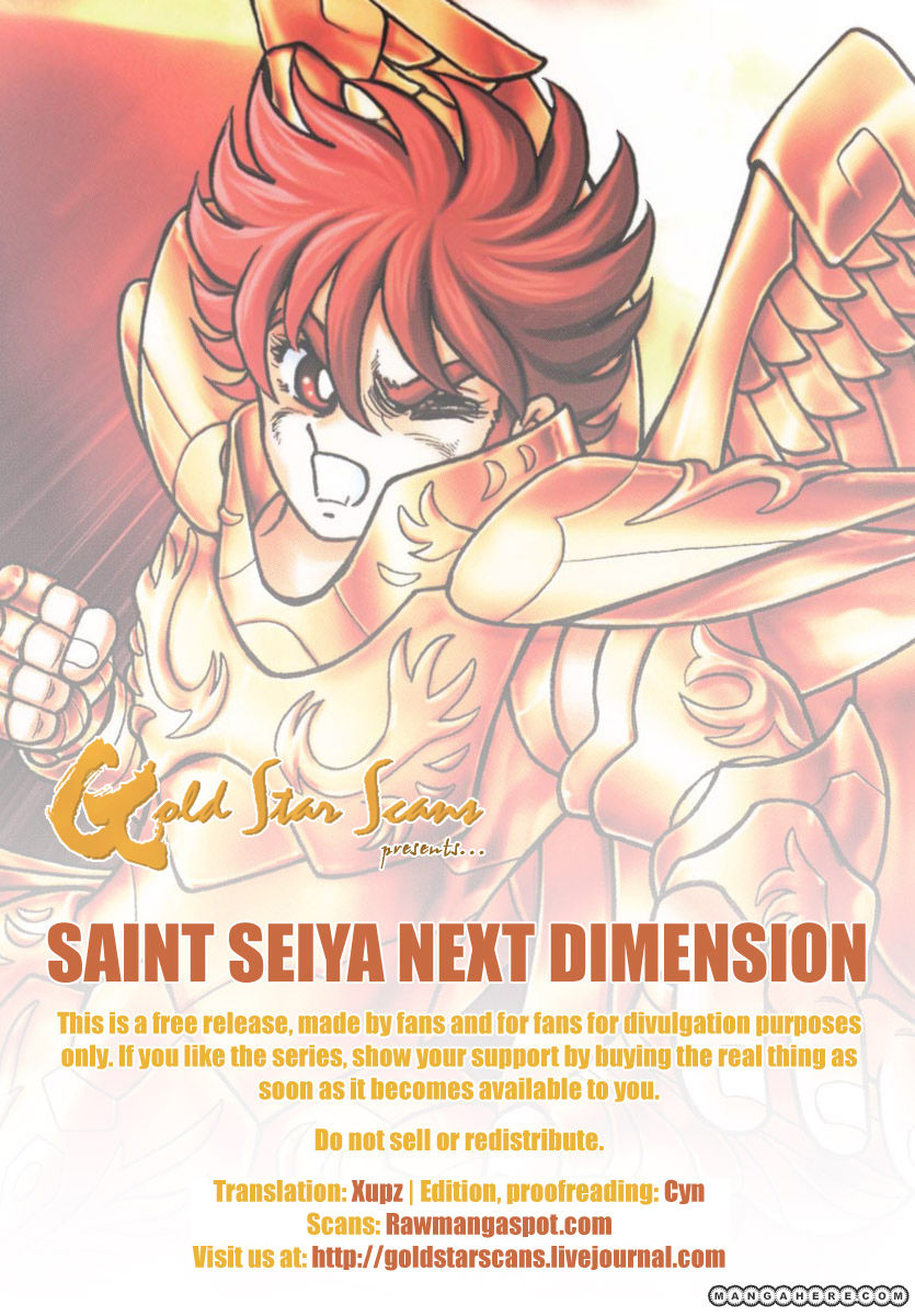 Saint Seiya - Next Dimension 38 Page 1