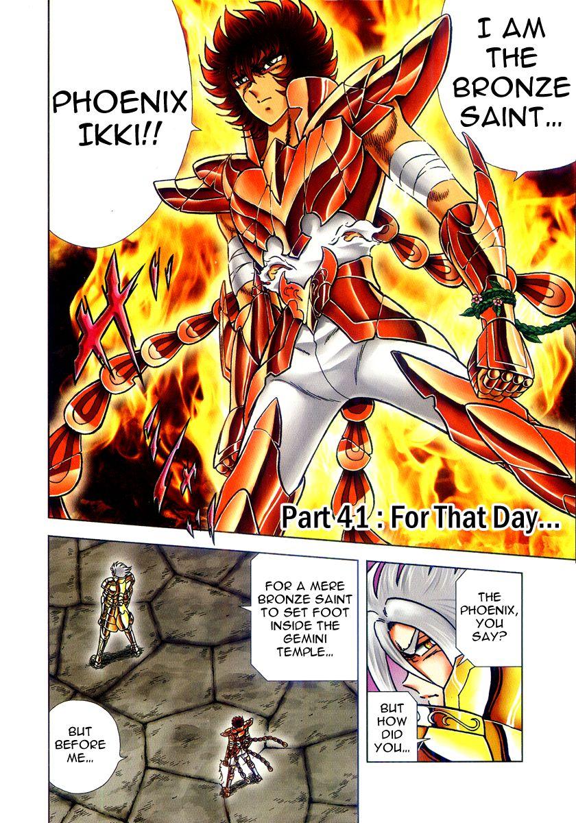 Saint Seiya - Next Dimension 41 Page 2