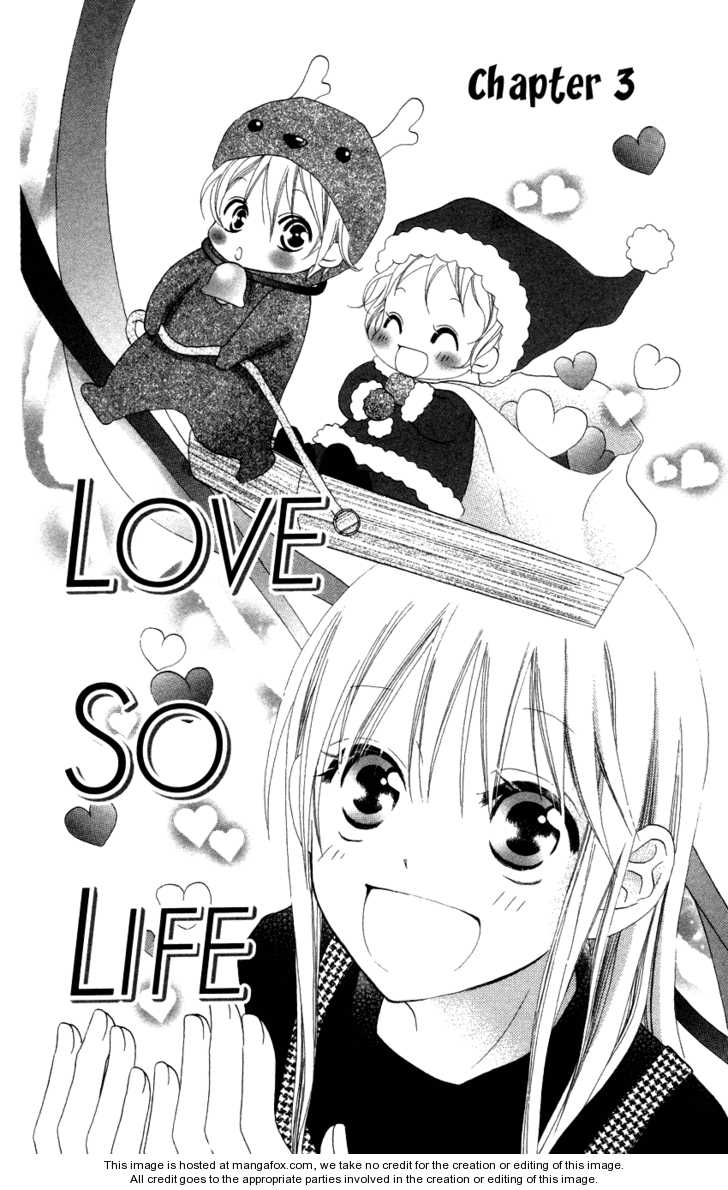 Love So Life 3 Page 3