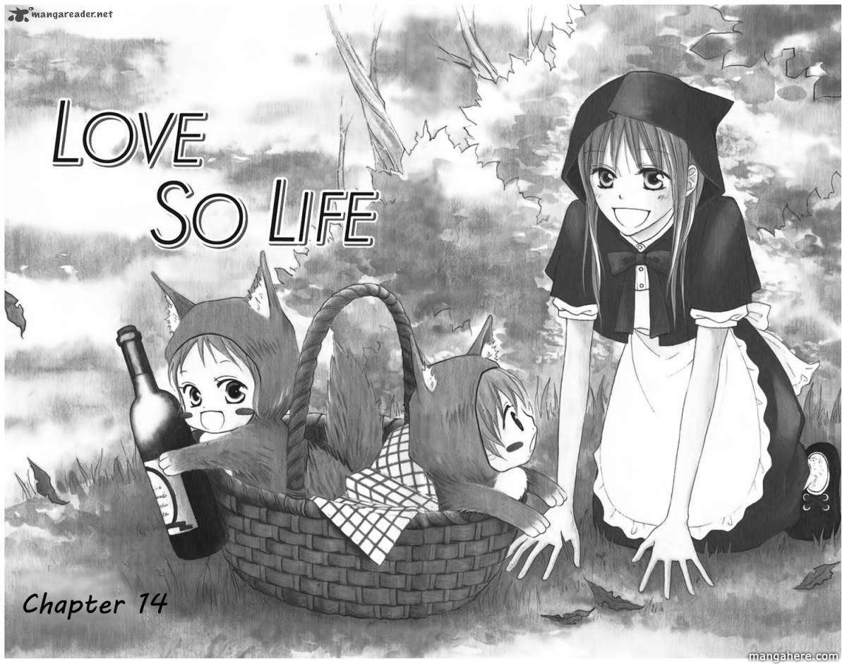 Love So Life 14 Page 1