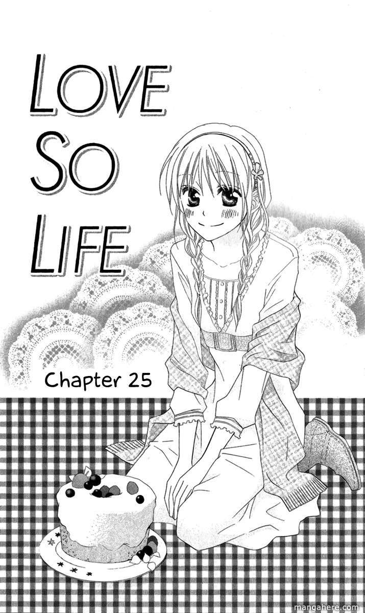 Love So Life 25 Page 1