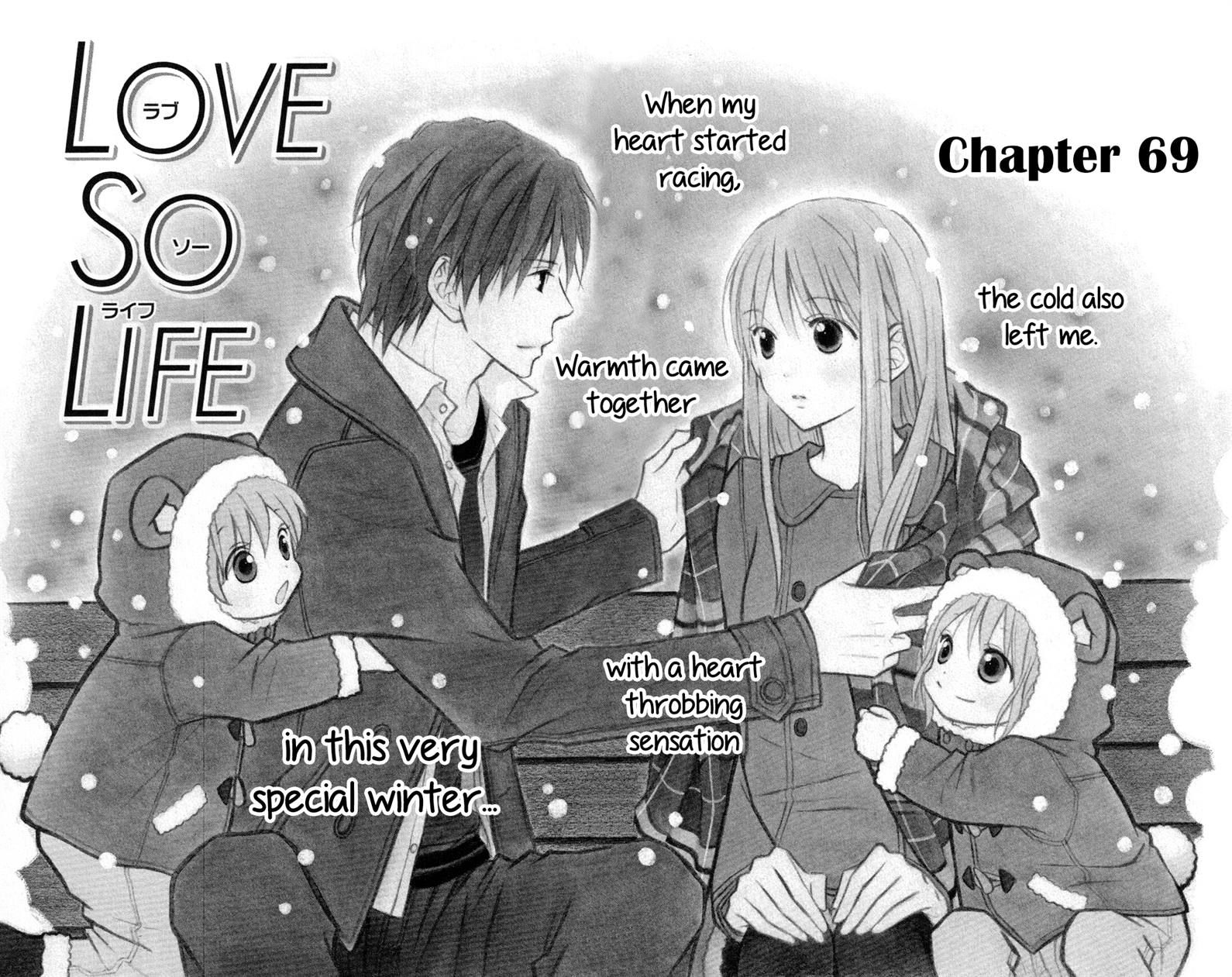 Love So Life 69 Page 1