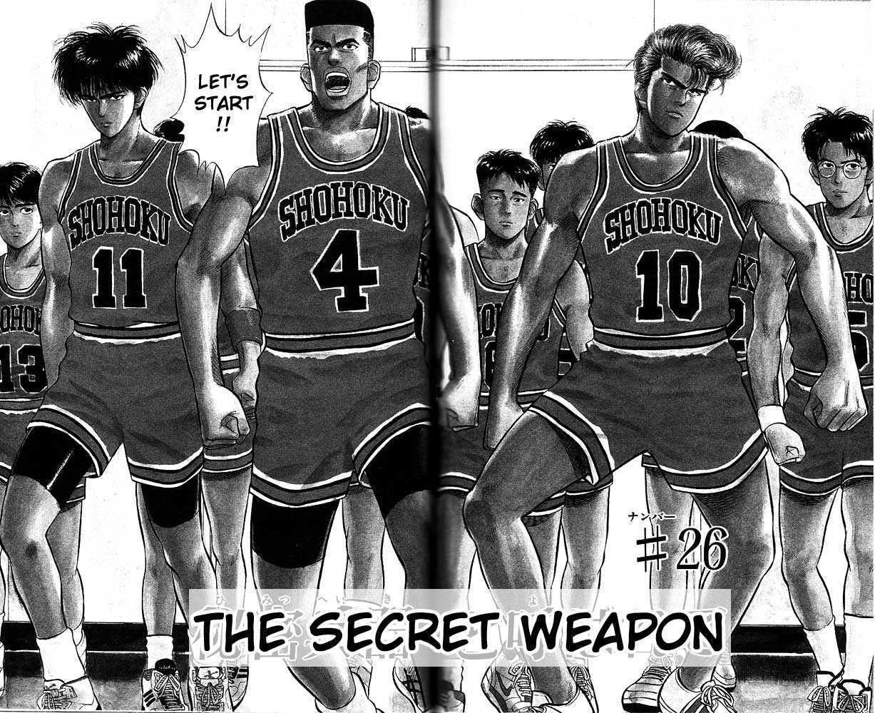Slam Dunk 26 Page 2