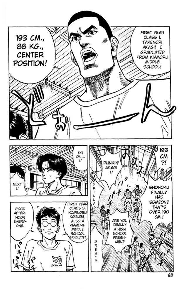 Slam Dunk 67 Page 2