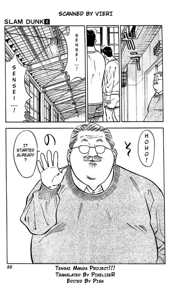 Slam Dunk 67 Page 3