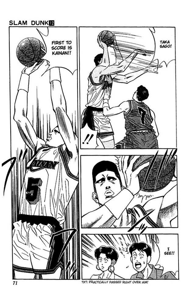 Slam Dunk 102 Page 3