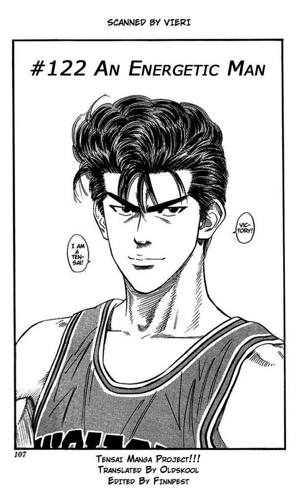 Slam Dunk 122 Page 1
