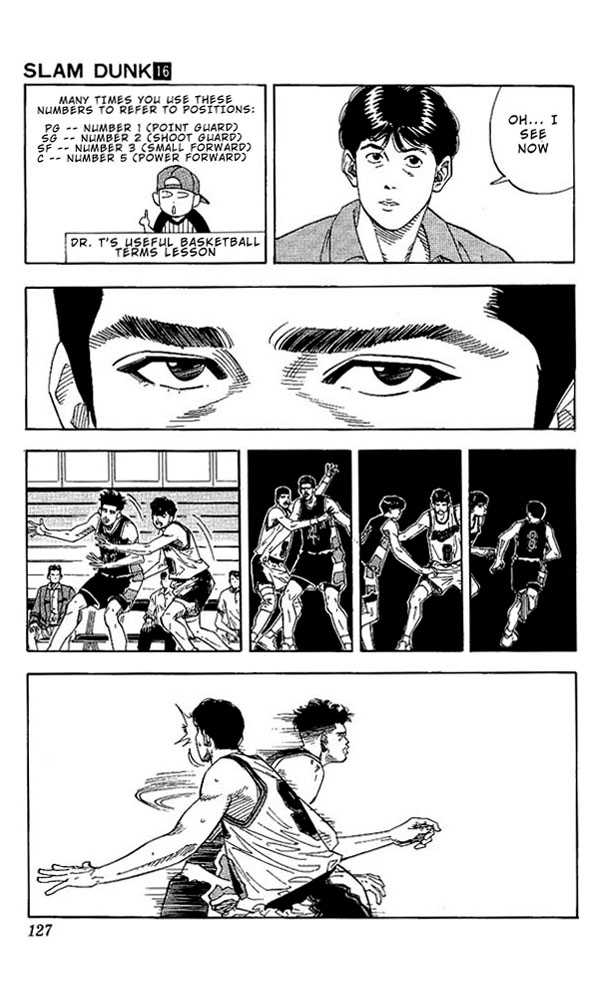 Slam Dunk 141 Page 3