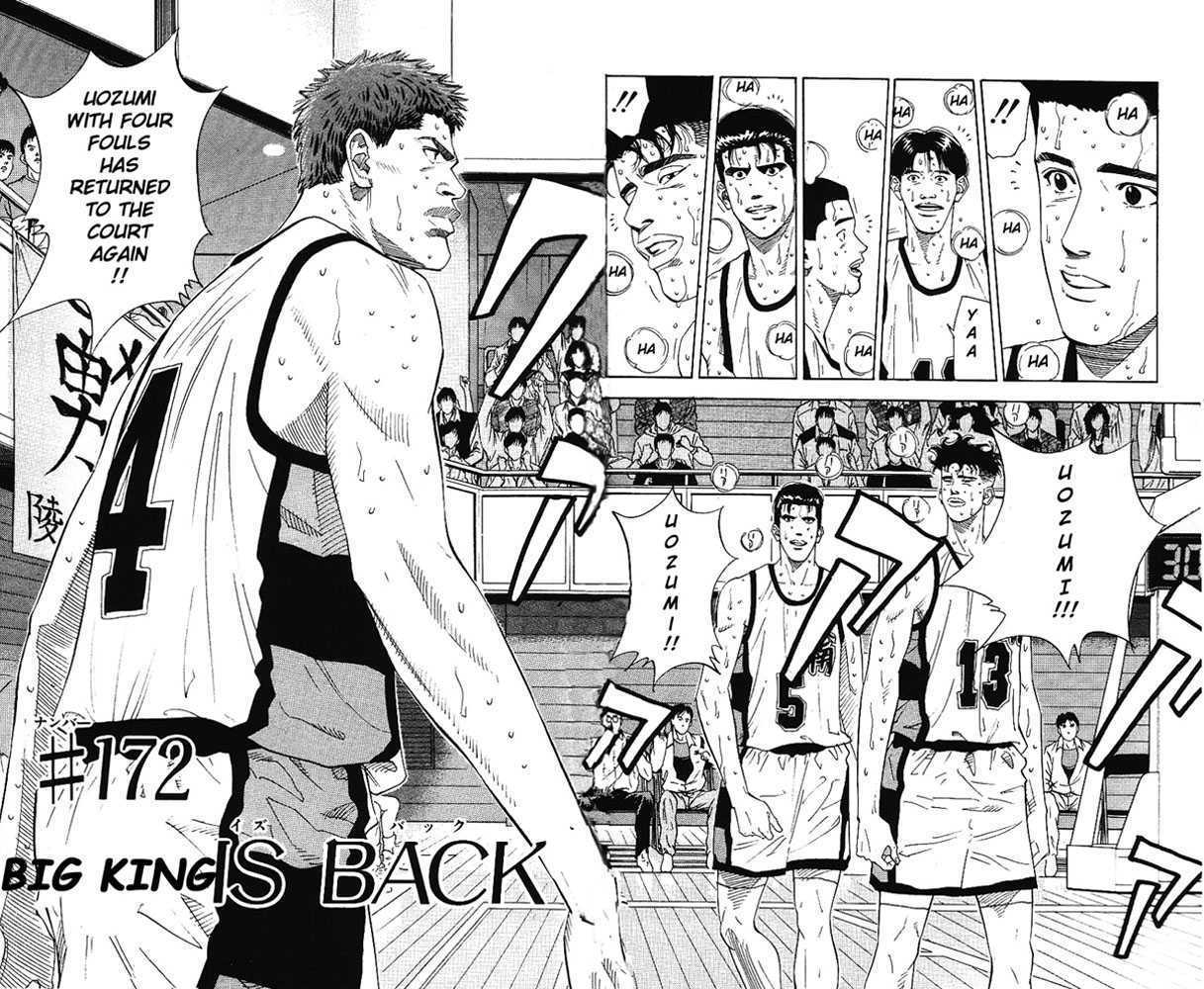 Slam Dunk 172 Page 2