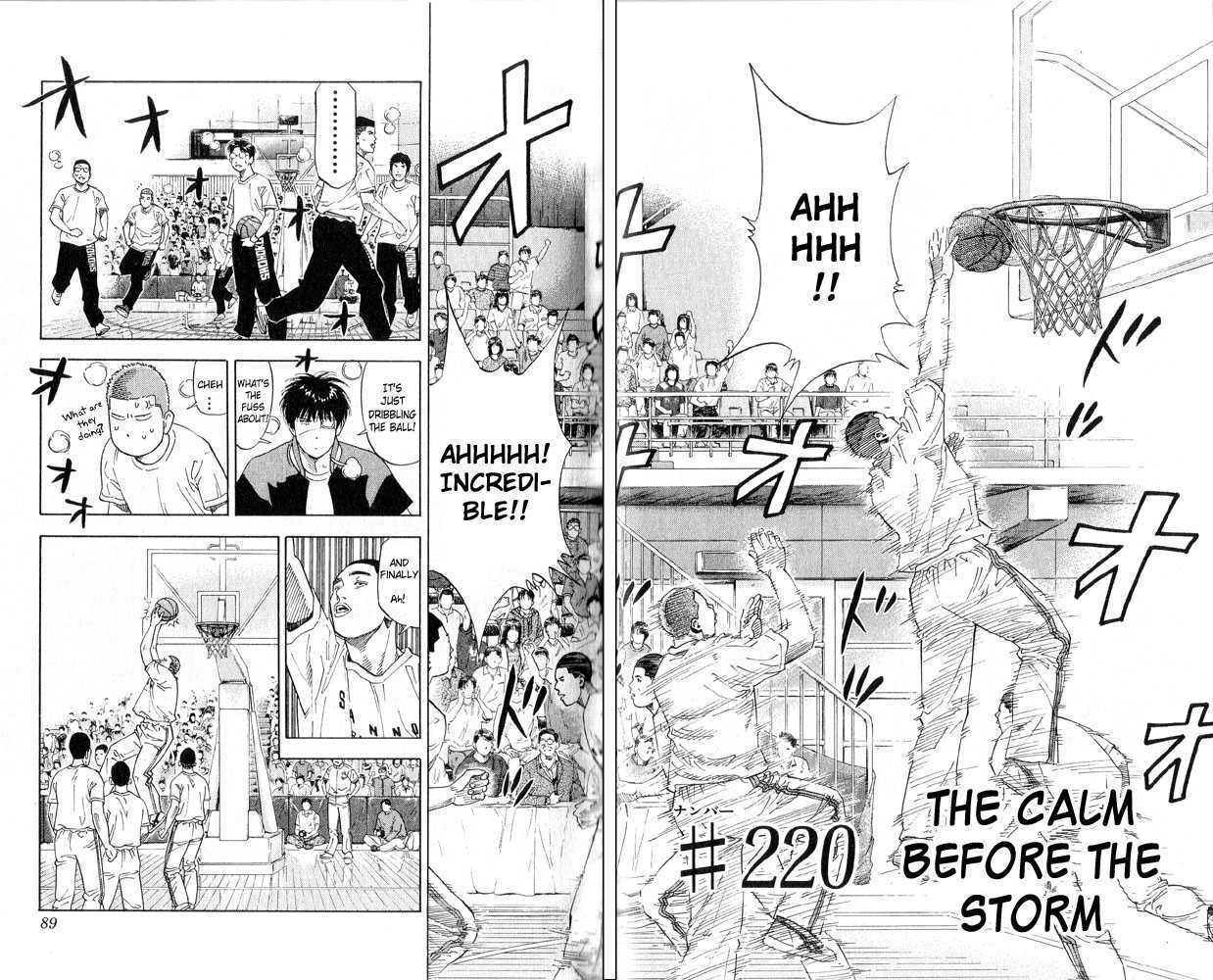 Slam Dunk 220 Page 2