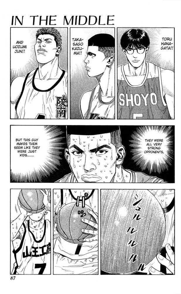 Slam Dunk 238 Page 1