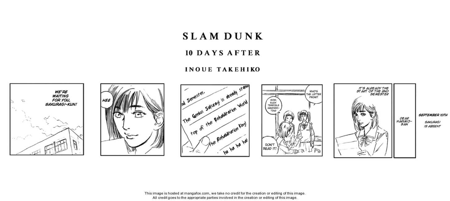 Slam Dunk 278 Page 1