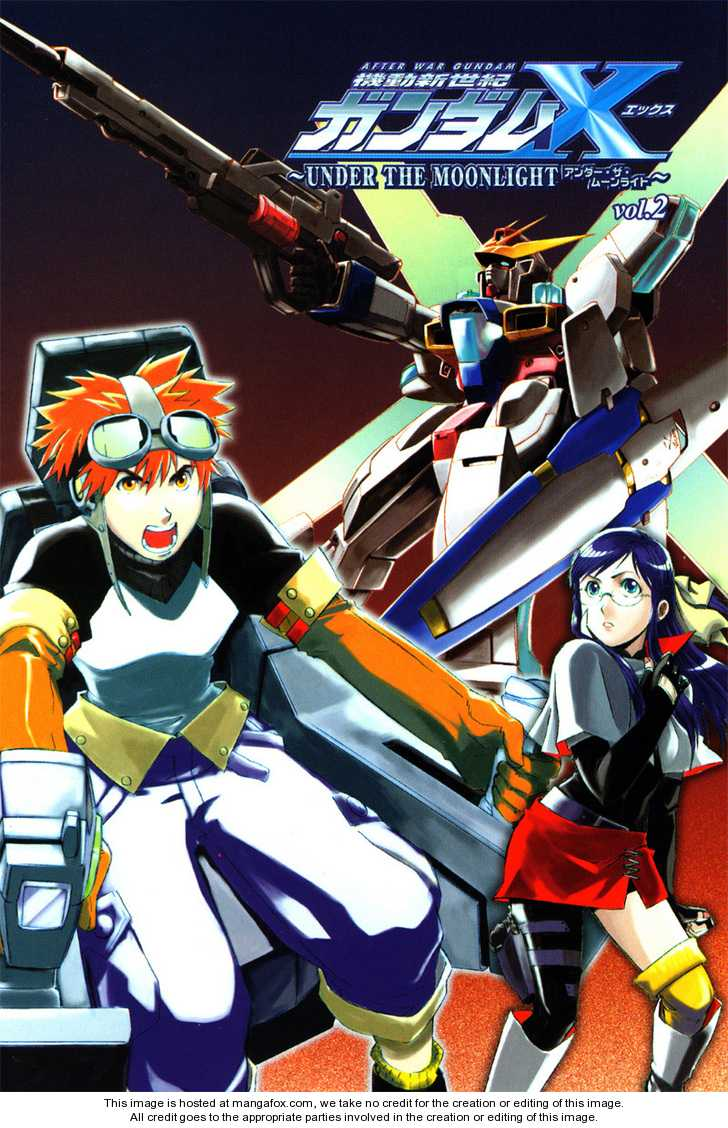 Gundam X: Under The Moonlight 0 Page 2