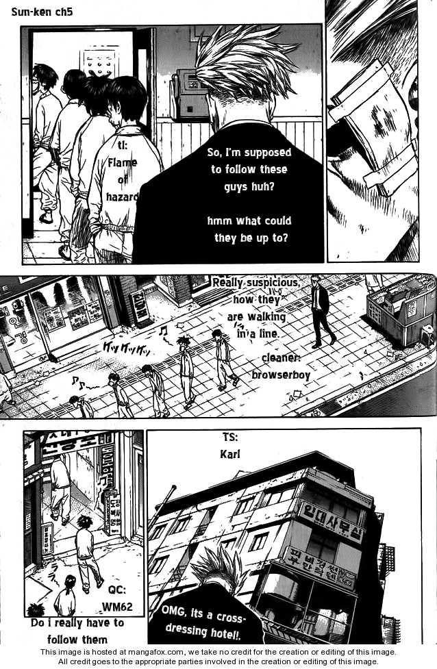 Sun-ken Rock 5 Page 2