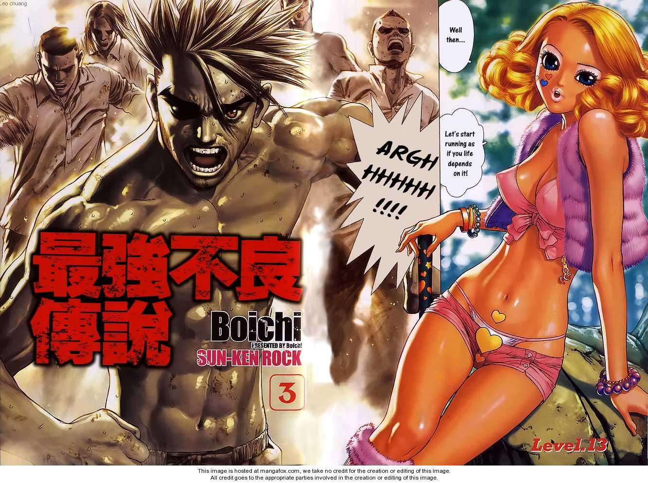 Sun-ken Rock 13 Page 4