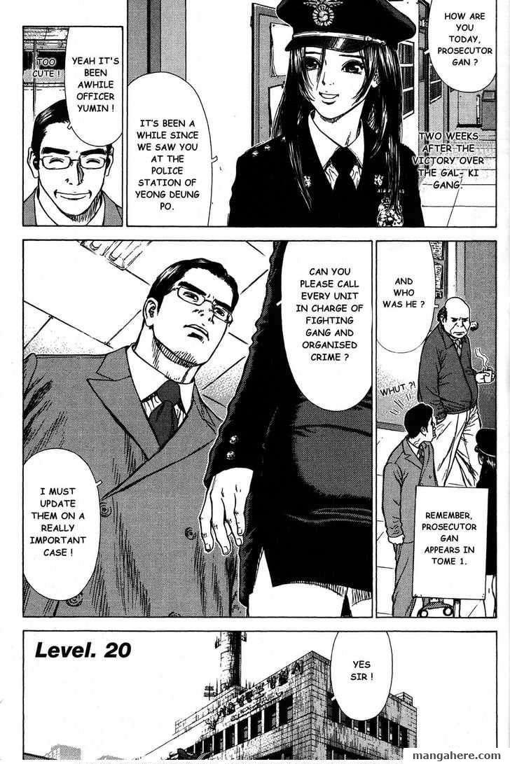 Sun-ken Rock 20 Page 1