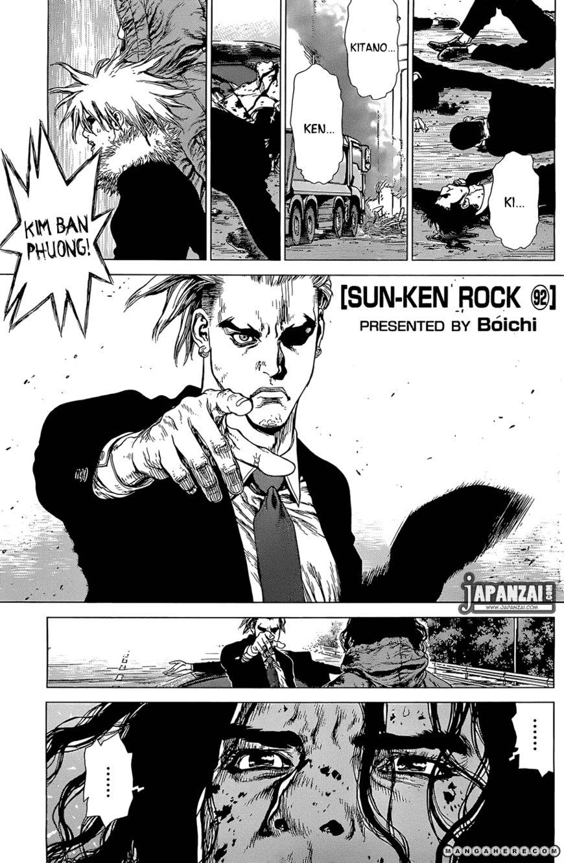 Sun-ken Rock 92 Page 1