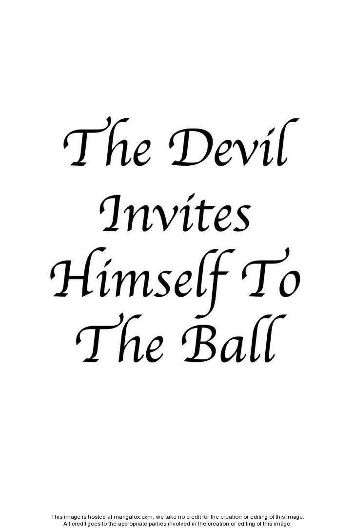 The Devil Invites Himself to the Ball 1 Page 1
