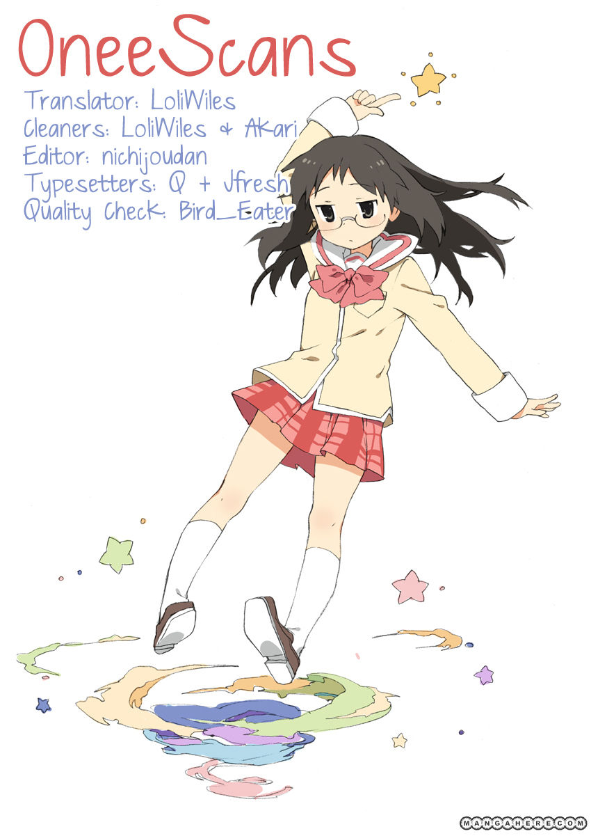 Nichijou 39 Page 1