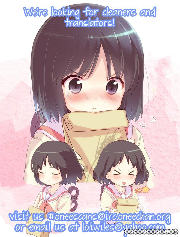 Nichijou 41 Page 1