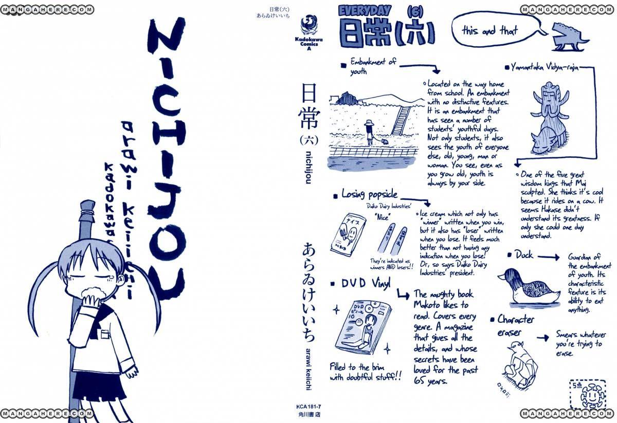 Nichijou 88 Page 2
