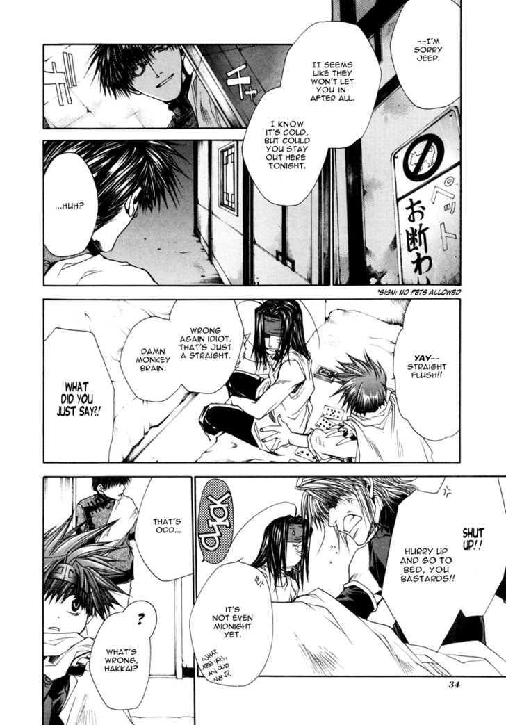 Saiyuki Reload 5.5 Page 2