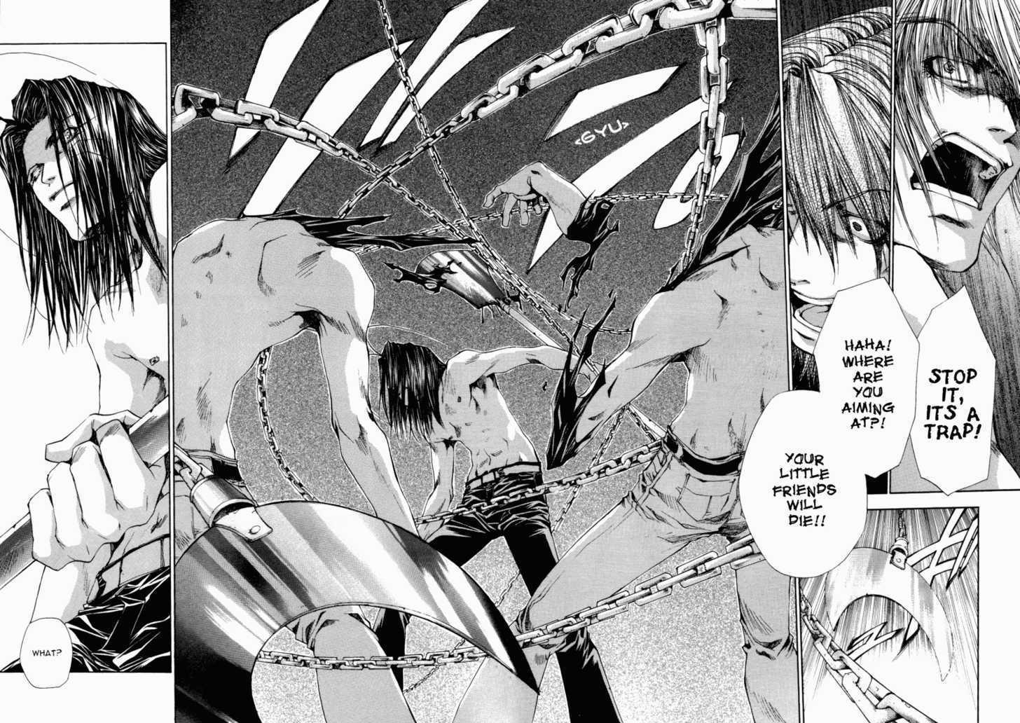 Saiyuki Reload 9 Page 4