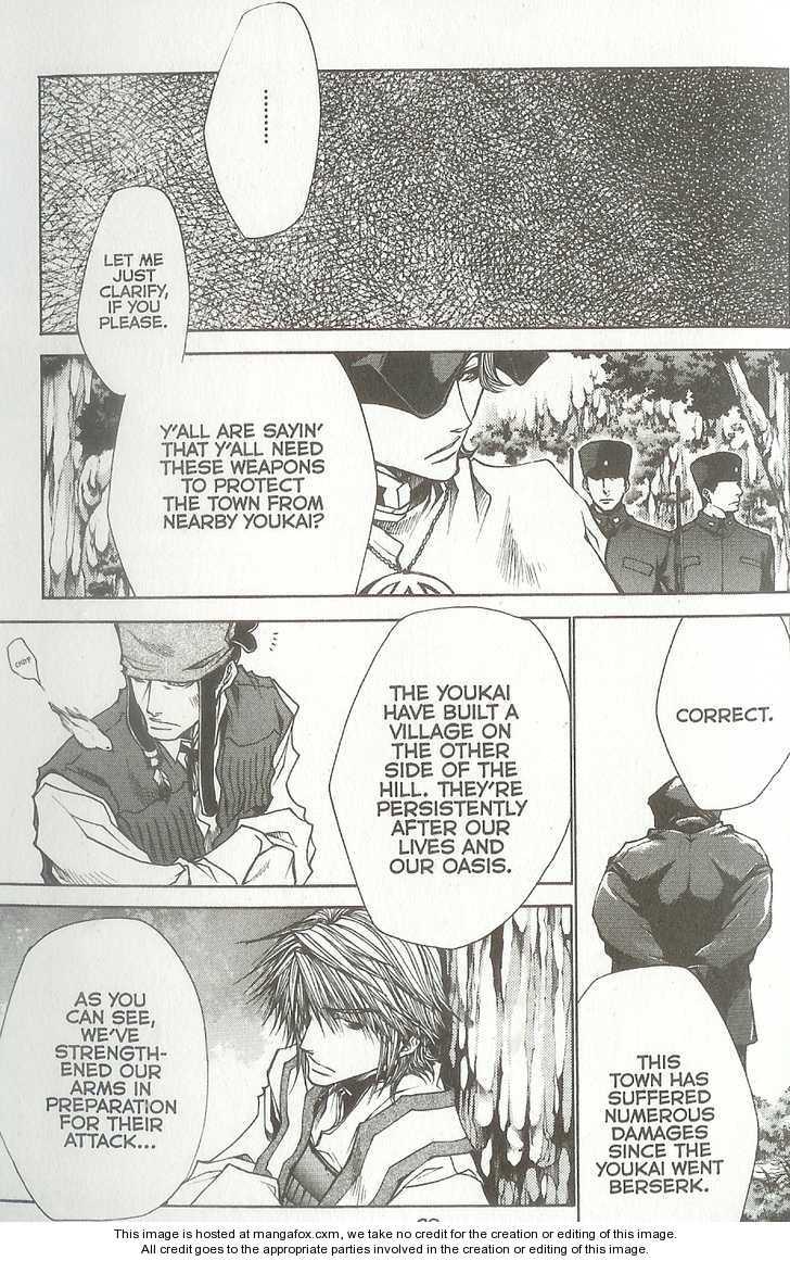 Saiyuki Reload 37.2 Page 3