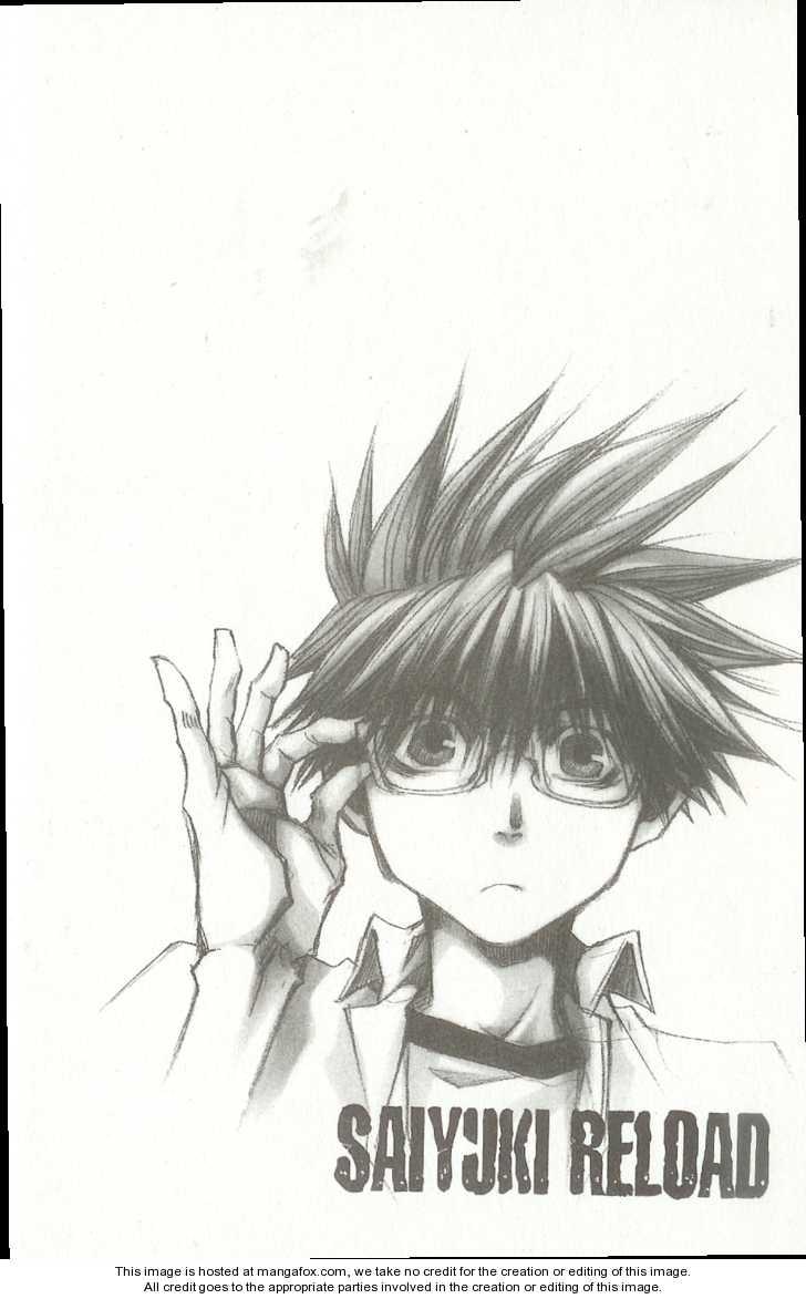 Saiyuki Reload 38 Page 2