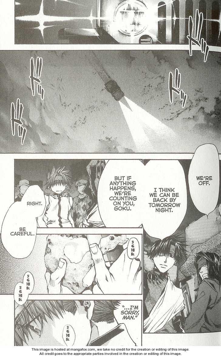 Saiyuki Reload 38 Page 3