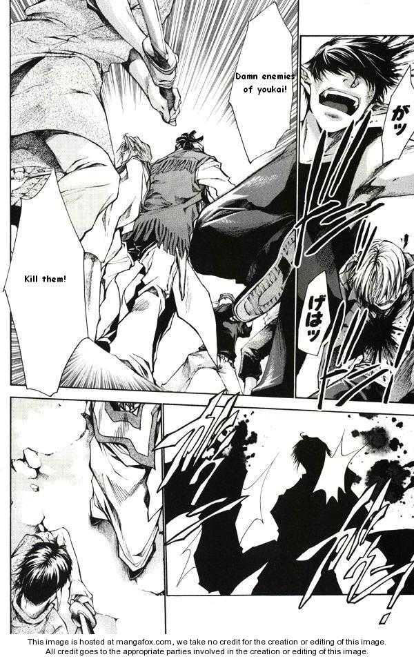 Saiyuki Reload 41 Page 2