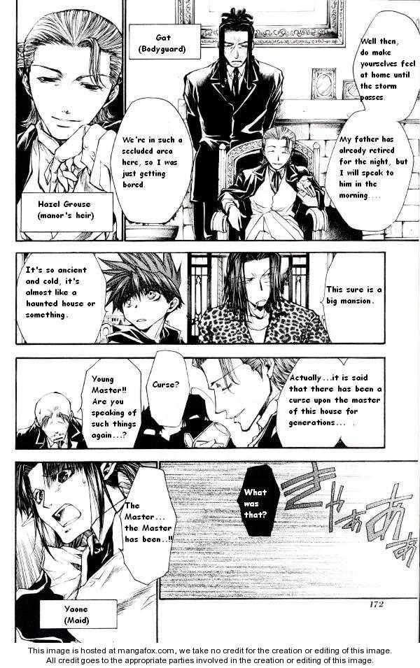 Saiyuki Reload 41.1 Page 2